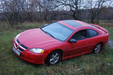 Dodge Stratus 2004 отзыв автора | Дата публикации 31.01.2011.