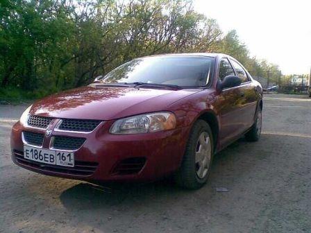 Dodge Stratus 2004 - отзыв владельца