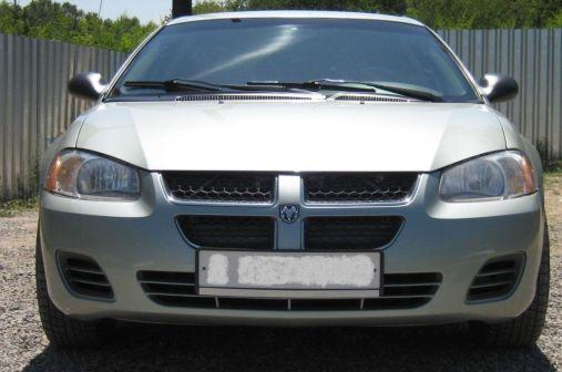 Dodge Stratus 2005 - отзыв владельца