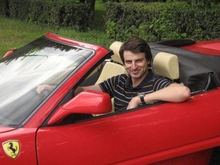 Ferrari 328 1994 - отзыв владельца