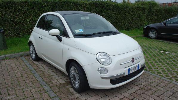 Fiat 500 2013 - отзыв владельца