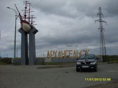 Fiat Albea 2008 отзыв автора | Дата публикации 13.02.2011.
