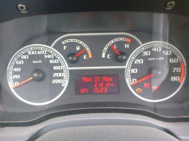 Fiat Albea 2010 отзыв автора | Дата публикации 22.05.2012.