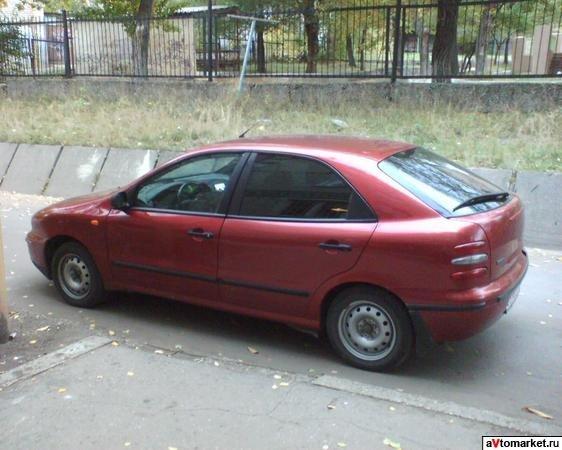 фиат браво фото 1998