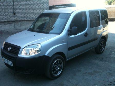 Fiat Doblo 2009 - отзыв владельца