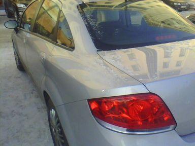 Fiat Linea, 2010