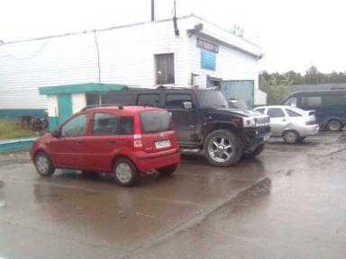 Fiat Panda, 2007