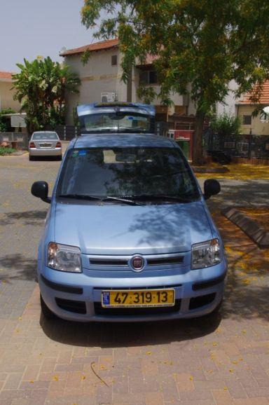 Fiat Panda, 2011