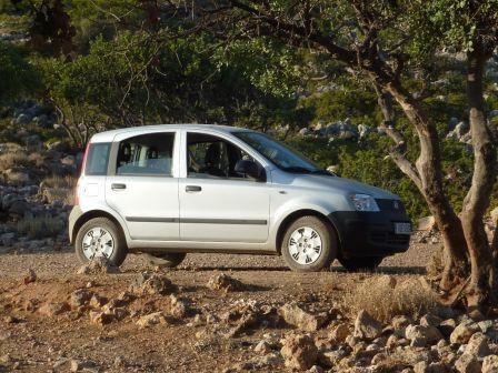 Fiat Panda 2009 - отзыв владельца