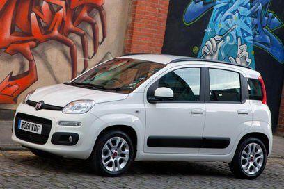 Fiat Panda 2012 - отзыв владельца