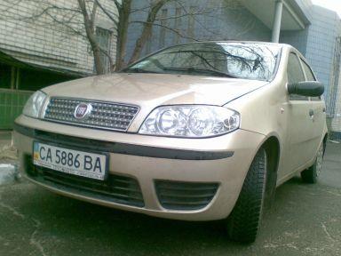 Fiat Punto 2008 отзыв автора | Дата публикации 01.03.2012.