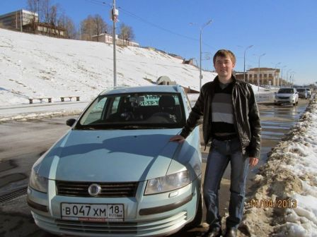 Fiat Stilo 2003 - отзыв владельца