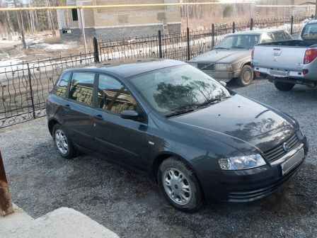 Fiat Stilo 2001 - отзыв владельца