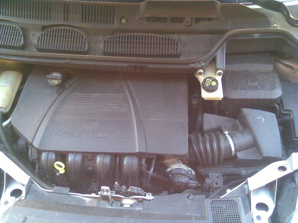 ford c max троит двигатель