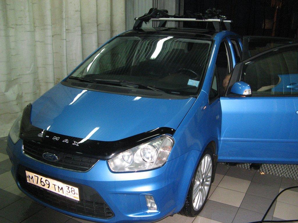 ford c max со стеклянной крышей