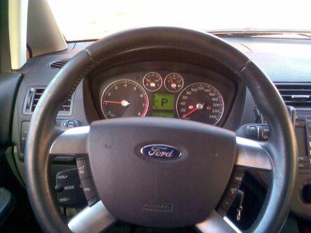 Ford C-MAX 2006 - отзыв владельца