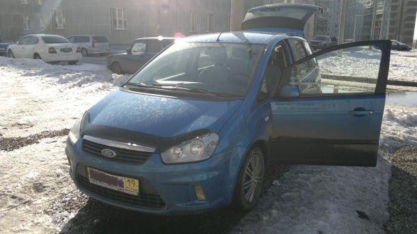 Ford C-MAX 2007 - отзыв владельца