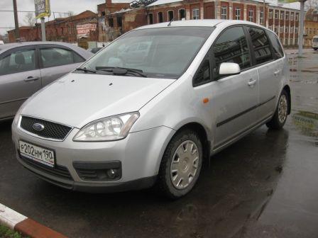 Ford C-MAX 2005 - отзыв владельца