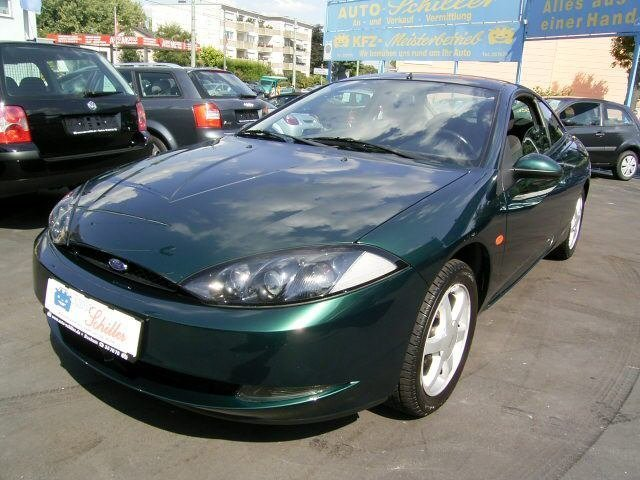 ford cougar форум