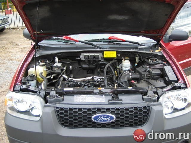Запчасти ford escape 2004