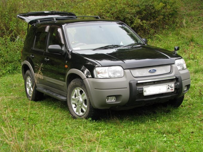 ford escape 2005 3,0 отзывы