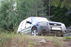 Ford Escape, 2002