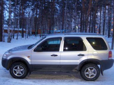 Ford Escape 2003 отзыв автора | Дата публикации 18.06.2010.