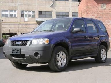 Ford Escape, 2003