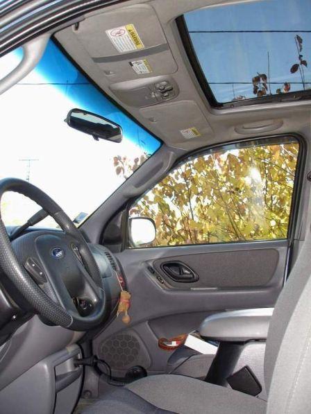 Ford Escape 2001 - отзыв владельца