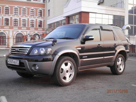 Ford Escape 2007 - отзыв владельца