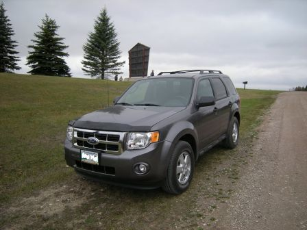 Ford Escape 2011 - отзыв владельца