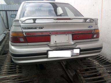 Ford Escort, 1991