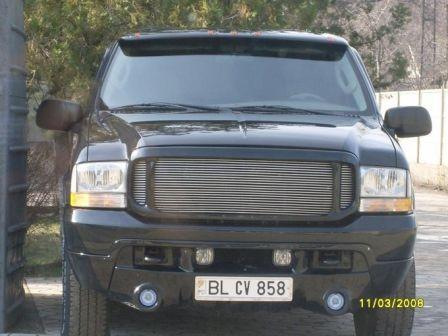 Ford Excursion 2004 - отзыв владельца