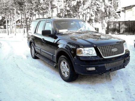 Ford Expedition 2003 - отзыв владельца