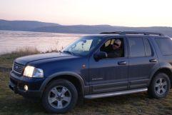 Ford Explorer, 2004