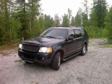 Ford Explorer, 2003