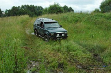 Ford Explorer, 1992