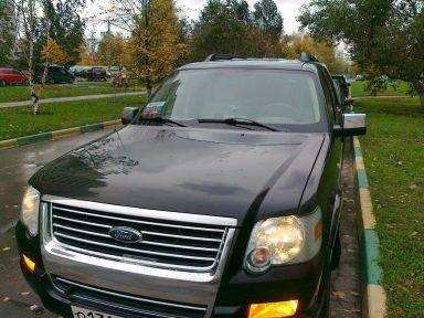Ford Explorer, 2007