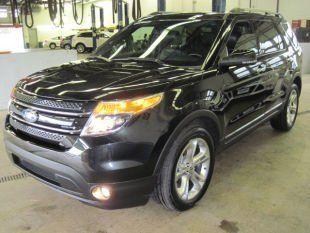Ford Explorer, 2011