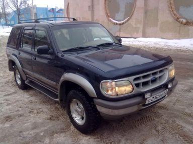 Ford Explorer, 1995
