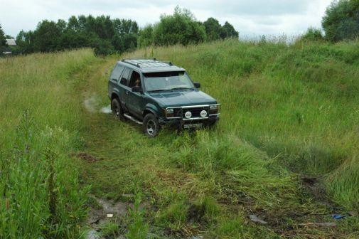 Ford Explorer 1992 - отзыв владельца