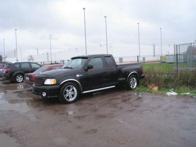 Ford F150 2000 отзыв автора | Дата публикации 18.01.2010.