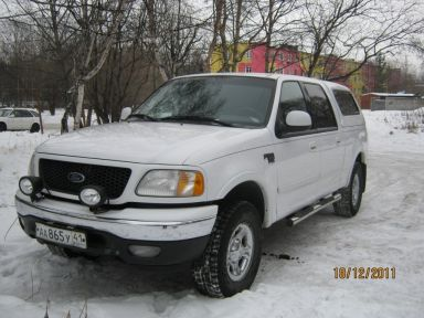 Ford F150, 2001