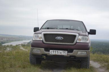Ford F150 2004 отзыв автора | Дата публикации 16.08.2012.