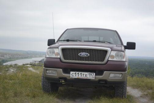 Ford F150 2004 - отзыв владельца