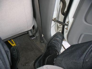 Ford Festiva 2000 отзыв автора | Дата публикации 27.01.2008.