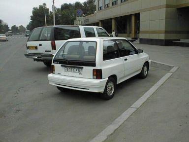 Ford Festiva, 1988