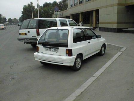 Ford Festiva 1988 - отзыв владельца