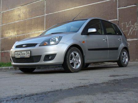 Ford Fiesta  - отзыв владельца