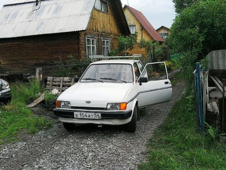 Ford Fiesta 1984 - отзыв владельца